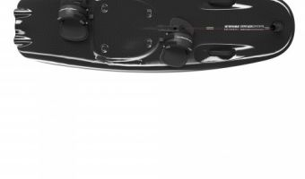 Jet-Ski und Wassermotorräder Jetsurf Motorized Sufboard Race Titanium zu verkaufen