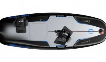 Jet ski och vatten scooter Jetsurf Motorized Sufboard Electric S till försäljning