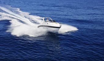 Motor Yacht Saver 750 Cabin til salg