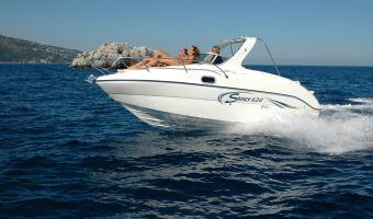 Motor Yacht Saver 620 Cabin til salg