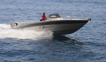 Motor Yacht Saver 750 Walk Around til salg