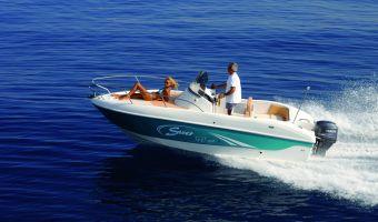 Моторная яхта Saver 560 Walk Around для продажи