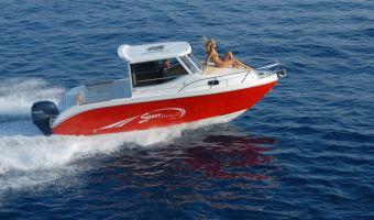 RIB og oppustelige både  Saver 21 Manta Fisher til salg