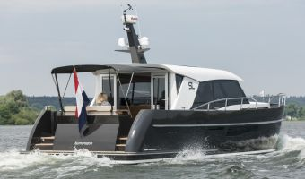 Motor Yacht Super Lauwersmeer Discovery 46 Oc for sale