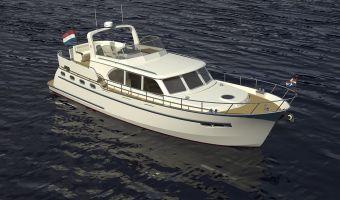 Motoryacht Super Lauwersmeer Evolve 46 Ac till försäljning