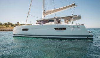 Flerskrovs seglingbåtar  Fountaine Pajot Astrea 42 till försäljning