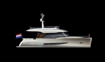 Моторная яхта Boarncruiser Elegance 1360 Flybridge для продажи