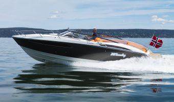 Быстроходный катер и спорт-крейсер Windy Boats 31 Zonda для продажи