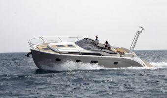 Motoryacht Bavaria Deep Blue 46 Open / Sporttop zu verkaufen