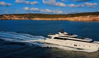 Motor Yacht Sanlorenzo Sl118 til salg