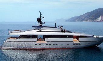 Superyacht motor  Sanlorenzo 40alloy til salg