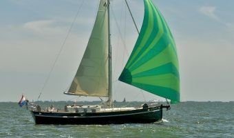 Sailing Yacht Wanderer 37 Staal for sale