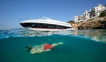 Speedboat und Cruiser Bayliner 742 R Cuddy zu verkaufen