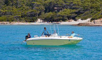 Speedbåd og sport cruiser  Bayliner Element Cc7 til salg