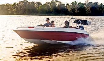 Speedboat und Cruiser Bayliner Element E6 zu verkaufen