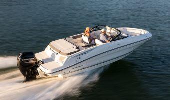 Speedbåd og sport cruiser  Bayliner Vr5 Outboard til salg