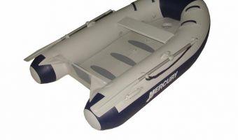 RIB og oppustelige både  Mercury Airdeck Ultra Light 250 til salg
