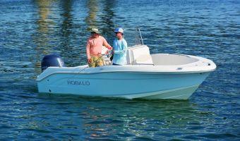 Speedboat und Cruiser Robalo Center Console R180 zu verkaufen