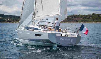 Segelyacht Wauquiez Pilot Saloon 42 zu verkaufen