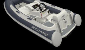 RIB und Schlauchboot Williams 285 Turbojet Low Profile zu verkaufen