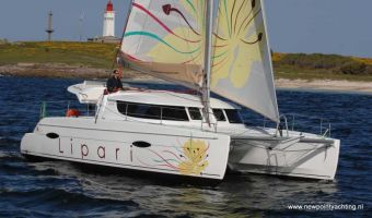 Motor-sailer Fountaine Pajot Lipari Evolution 41 à vendre