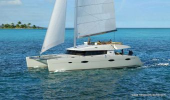 Motor-sailer Fountaine Pajot Victoria 67 à vendre