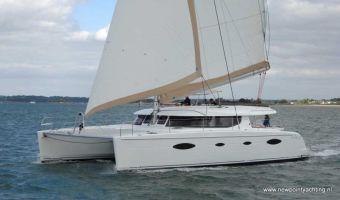 Motor-sailer Fountaine Pajot Salina 48 à vendre