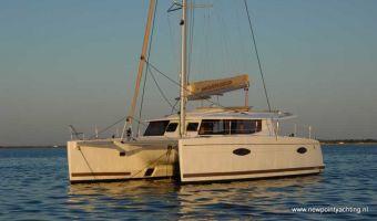 Motor-sailer Fountaine Pajot Helia 44 à vendre