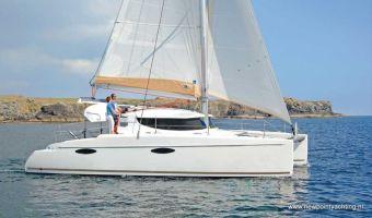 Motor-sailer Fountaine Pajot Mahé 36 à vendre