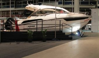 Speedboat und Cruiser Flipper 880 St zu verkaufen