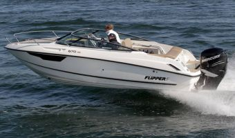 Bateau à moteur open Flipper 670 Dc à vendre