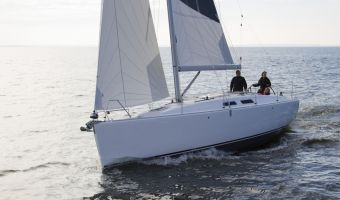 Парусная яхта Varianta 37 для продажи