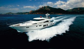 Моторная яхта Fairline Squadron 78 Custom для продажи