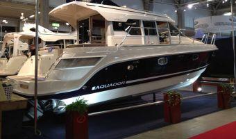 Bateau à moteur Aquador 35 Cabin à vendre