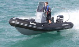 RIB et bateau gonflable Bombard Explorer 550 à vendre
