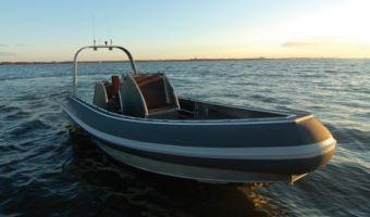 Motor Yacht Tenderline Alu Rib til salg