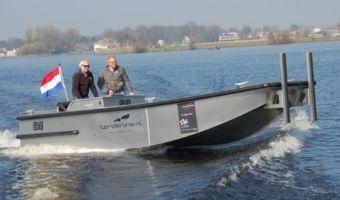 Motor Yacht Tenderline G7 til salg