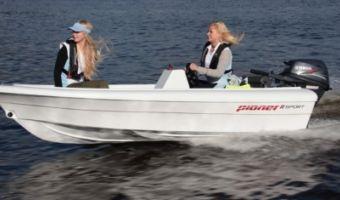 Åben båd og robåd  Pioner 11 Sport til salg