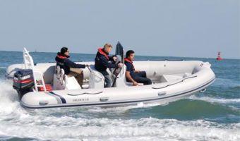 RIB et bateau gonflable Highfield Ocean Master 590 à vendre