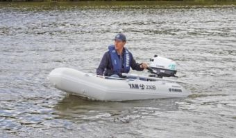 RIB und Schlauchboot Yam 230 B zu verkaufen