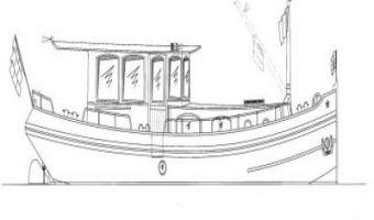 Motor Yacht Luxe Motor 12.00 til salg