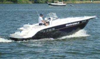 Speedboat und Cruiser Atomix Console 820 zu verkaufen