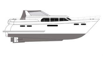 Motor Yacht Brabant Kruiser Spaceline 1600 Cab til salg