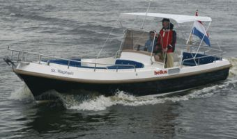 Tender Bellus 750 Officiersbarkas in vendita