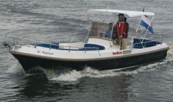 Annexe Bellus 750 Officiersbarkas à vendre