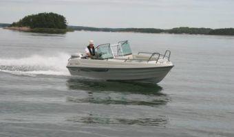 Åben båd og robåd  Terhi 475 Twin C til salg