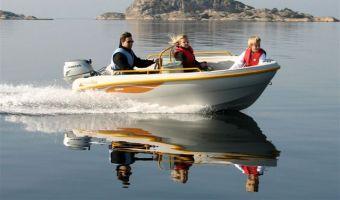 Åben båd og robåd  Terhi More Fun Console til salg