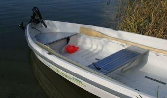 Åben båd og robåd  Terhi Saiman Sunwind til salg