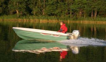 Åben båd og robåd  Terhi Sea Fun til salg