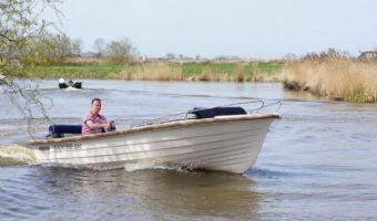 Annexe Pura Vida 530 Outboard à vendre